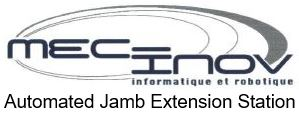 Logo with Automated Jamb